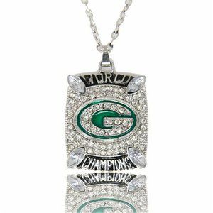 USA Green Bay Packers 2010 Pendant Necklace